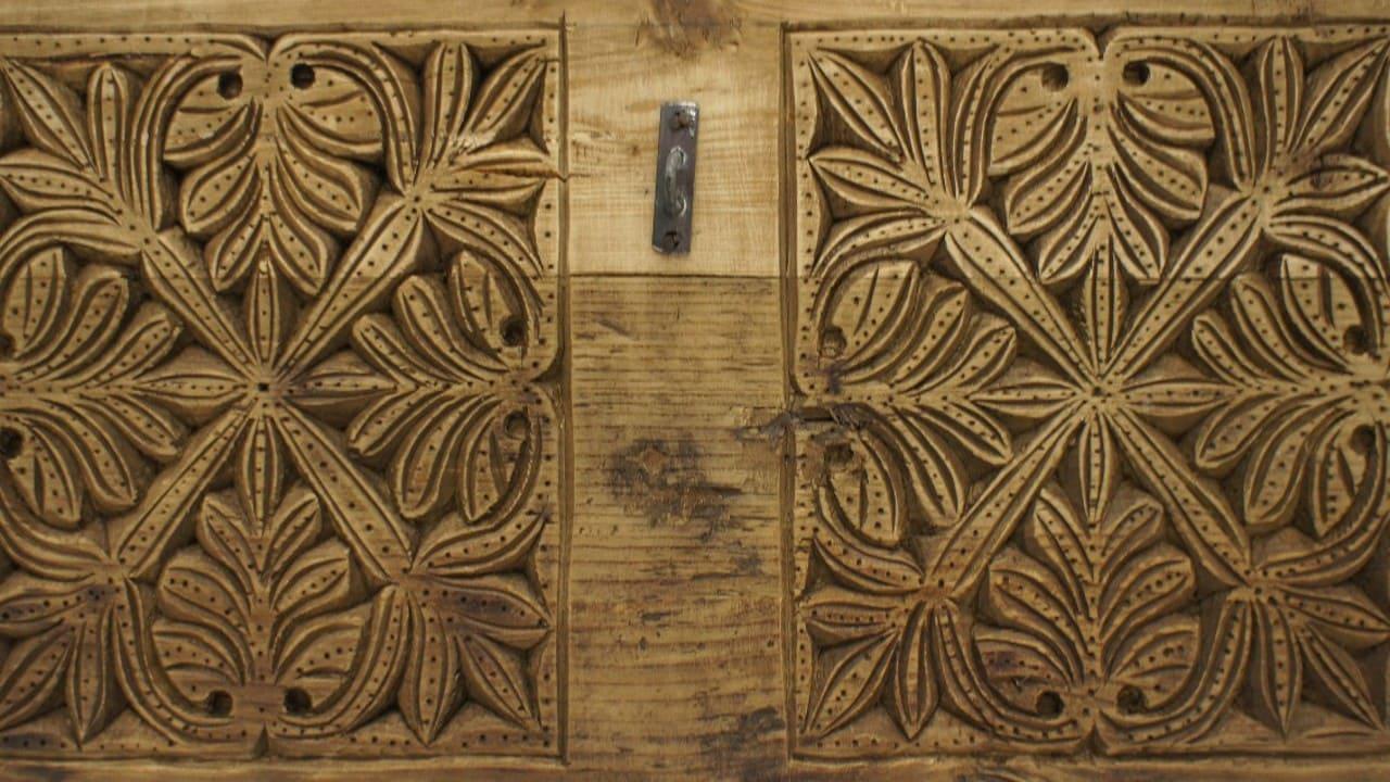 Wood Carving in Swat Valley