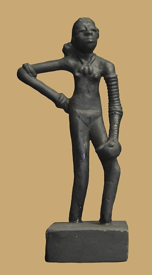 Mohenjo-Daro Dancing Girl Statue