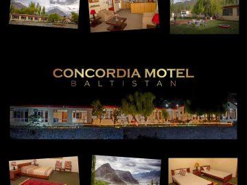 Concordia Motel Baltistan
