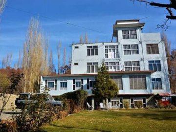 Hotel Snowland palace Skardu
