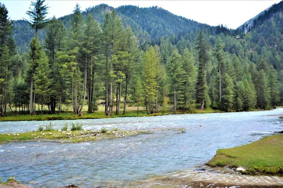 Kumrat River
