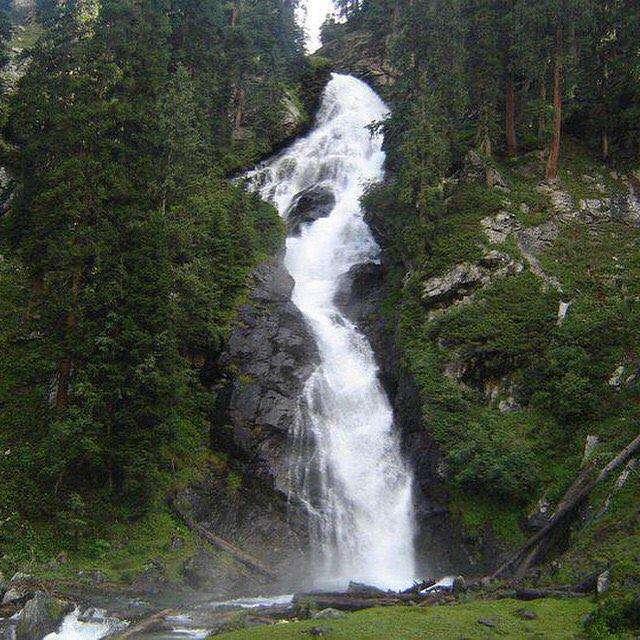Jahaz Banda Waterfall